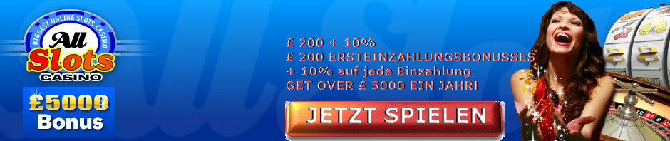 Spielen All Slots Casino