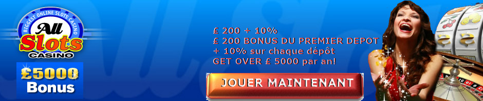 Jouer All Slots Casino