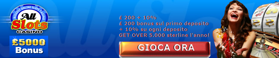 Gioca All Slots Casino