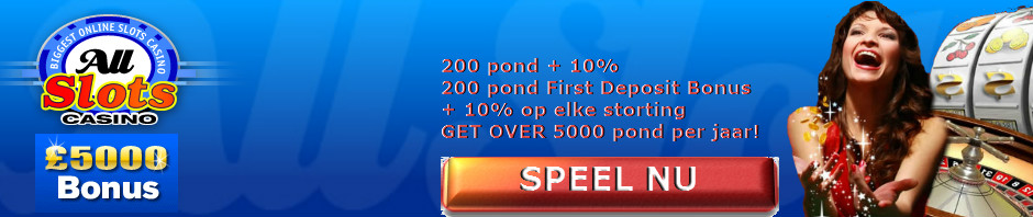 Speel All Slots Casino