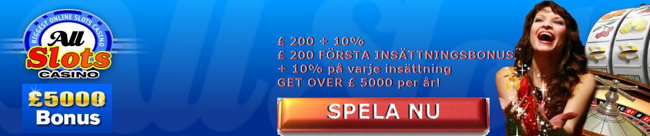Spela All Slots Casino